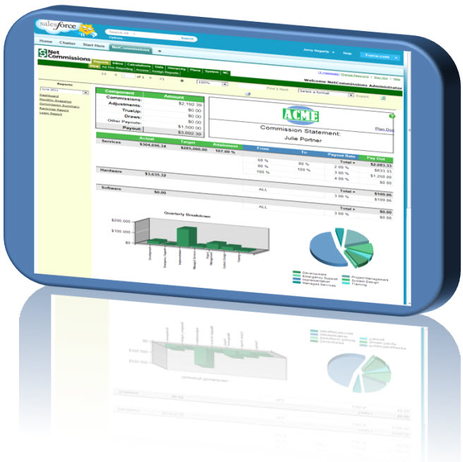 Sales Commission Software