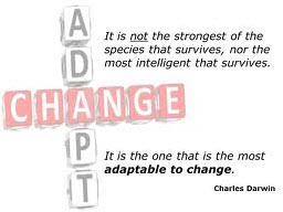 change   darwin