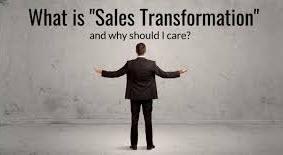 sales transformation